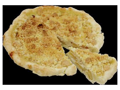 アップルパイ バタークランブル