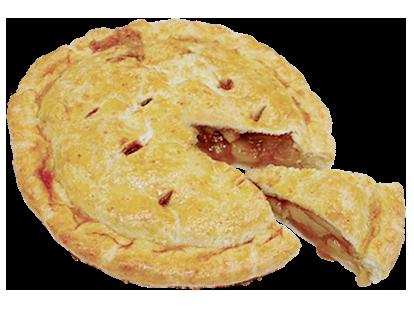 アップルパイ キャラメルシナモン